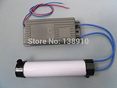2015 newest DC12V 2g Quartz Tube Ozone Air Purifier Parts 2g/h for Air Purifier