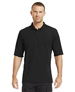 Under Armour Men's UA Tactical Range Polo Extra Extra Large Black