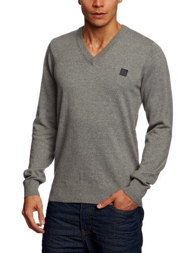 Bench Adims Men's Jumper Grey X-Large