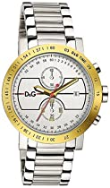 Dolce & Gabbana Chrono Quartz Stainless Steel DW0490