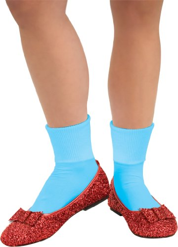 Rubie's Costume Wizard Of Oz Deluxe Adult Dorothy Sequin Shoes