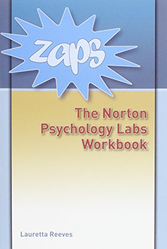 ZAPS the Norton Psychology Labs Workbook eBook Folder