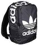 [アディダス]Adidas Originals リニア バックパック リュック Black/White[並行輸入品]