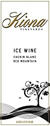 2014 Estate Red Mountain Kiona Vineyards and Winery - Chenin Blanc Ice Wine 375 ml