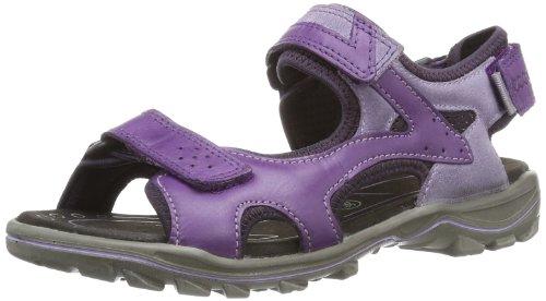 Ecco - Sandali infradito Urban Safari K Imp.Purple/Li. Purple S/S, Unisex bambini, Porpora (Violett (IMPERIAL PURPLE/LIGHT PURPLE 57128)), 37