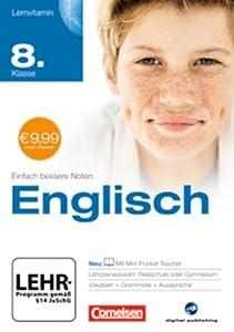 Lernvitamin - Englisch 8. Klasse (mit Spracherkennung)