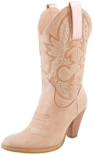 Very Volatile Women's Arienette Rubber Western Boot