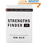 Tom Rath (Author)  178% Sales Rank in Books: 19 (was 53 yesterday)  (1500)  Buy new:  $27.95  $15.21  1568 used & new from $0.39