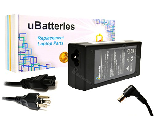 Click to buy UBatteries Laptop AC Adapter Charger Sony VAIO PCG-R505JLC - 59W, 19.5V - From only $11.17