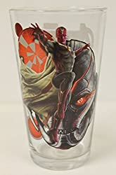 Avengers: Age of Ultron- Vision 16 Oz. Pint Glass Marvel Comics