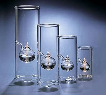 Contemporary oil lamps
