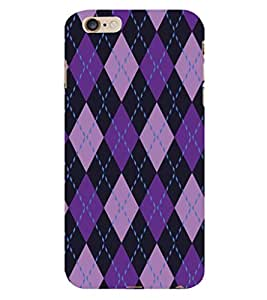 EPICCASE diamonds Back Case Cover For Apple iPhone 6/6s (Designer Case)