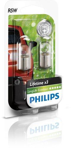 Philips 12821LLECOB2 - R5W Long Life EcoVision B2, 12V, 5W