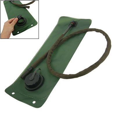 Como 3L Mountain Climbing Hiking Water Bladder Bag Green