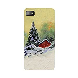 Phone Candy Designer Back Cover with direct 3D sublimation printing for Blackberry Z10