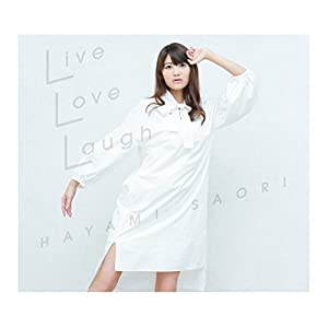 「Live Love Laugh」<CD+Blu-ray盤>