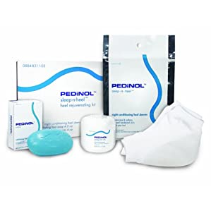 Sleep-N-Heel Heel Rejuvenating Kit by Pedinol