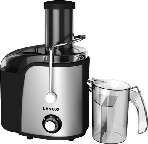 Buy Bargain Brand New Stainless Steel 800 Watt Whole Fruit and Vegetable Juicer Rrp$129.95