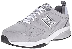 New Balance Men's 623v3 Training Shoe, Grey, 15 4E US