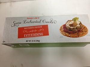 Trader Joe's Multigrain Crackers Perfect for Entertaining