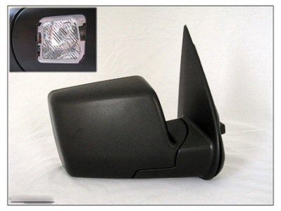 PASSENGER SIDE DOOR MIRROR Ford Explorer, Ford Explorer Sport Trac POWER WITHOUT HEATED GLASS; WITH PUDDLE LIGHT; XLT AND XLS MODELS; (2009 Ford Explorer Side Mirror compare prices)
