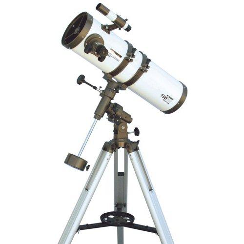 MIZAR-TEC 天体望遠鏡 反射式 口径150mm 焦点距離750mm 赤道儀マウント LTH-150SS