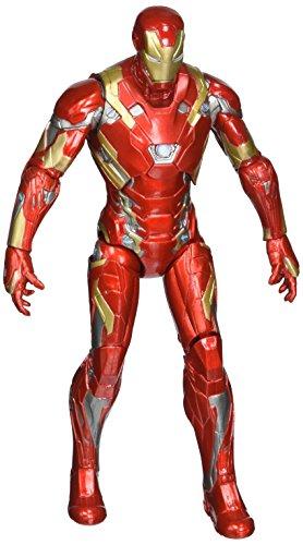 Diamond JAN162254  Marvel Select Civil War Movie Iron Man Mark 46 Action Figure