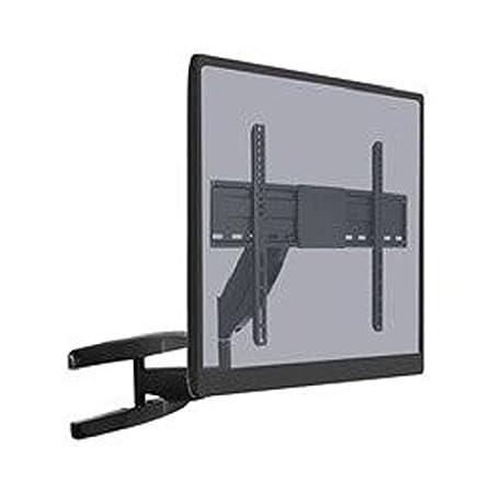 Nabo - 600 comfort rotación inclinable y negro LED/LCD/Plasma-pared 47-65 ' amortiguador de presión de cristal incluido