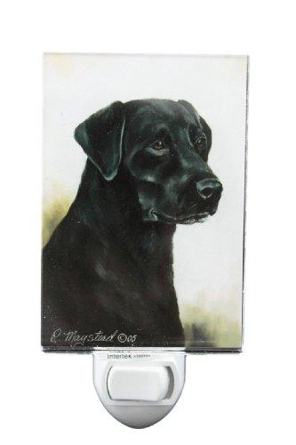 Black Lab Labrador Night Light - Best Friends by Ruth Maystead (BIC-5NL)