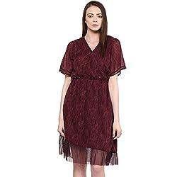 RARE Women's A-line Solid Dress