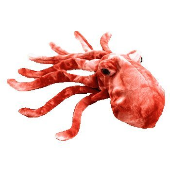Ty Beanie Babies - Wiggly the Squid - 1