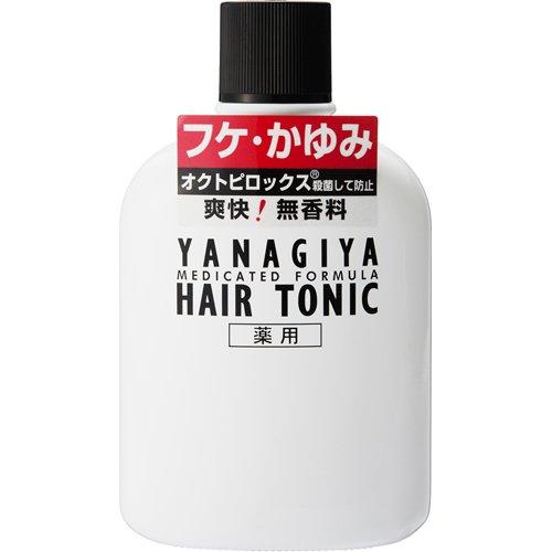 柳屋 薬用ヘアトニック フケカユミ用 240ml