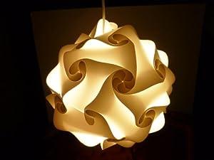 Puzzle-Hängelampe LAMPADA ROMANTICA Größe M