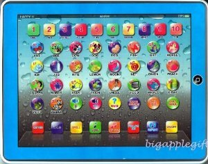 Y-pad English Computer Tablet Learning Education Machine Toy Gift for Kids 3 + from ezd