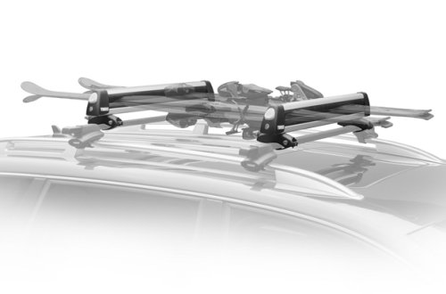 Thule Universal Flat Top 6 with Locks for Skis