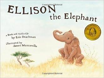Ellison the Elephant (with Audio CD)