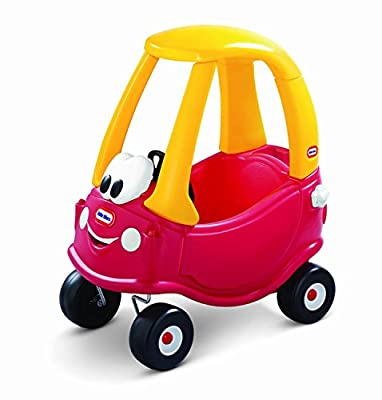 2x Little Tikes Classic Cozy Coupe Ride-on