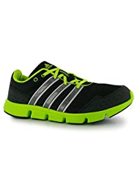 adidas Breeze 101 m Mens Running sneakers / Shoes - Black/Green, 12