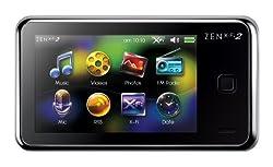 CREATIVE ZEN X-Fi2 16GB ZN-XF216G-BK