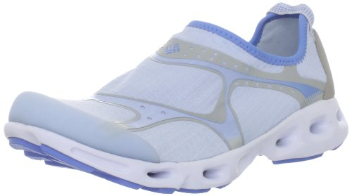 Columbia Women's Drainsock Water Shoe,Daydream/Cool Grey,9 M US