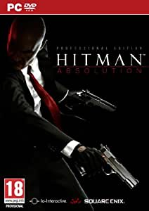 Hitman Absolution: Professional Edition (PC DVD)