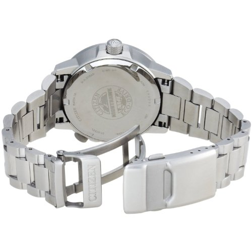 Citizen Men's Nighthawk Stainless Steel Eco-Drive Watch