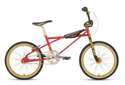 SE 20 Quadangle Looptail Freestyle BMX Bike 20