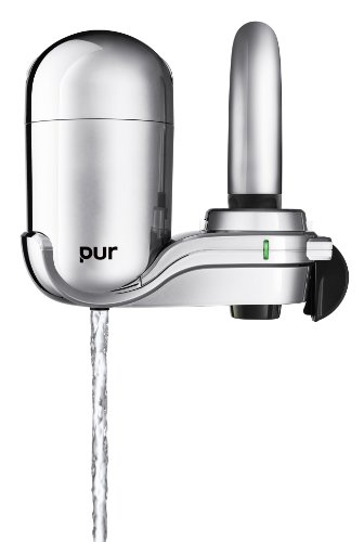 PUR Advanced Faucet Water Filter Chrome FM-3700B (Kitchen Filter Water Faucet compare prices)