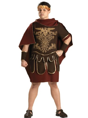 Mark Antony Rome Legion Soldier Robe Cesar Gladiator Theatrical Mens Costume