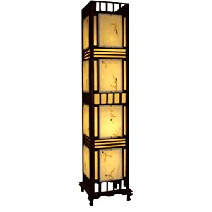 Amazon.com: Japanese Style Floor Lamp 2080: Home Improvement