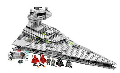LEGO Star Wars 6211 - Imperial Star Destroyer •NEU• Review ...