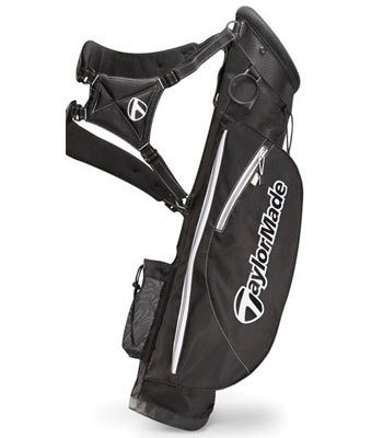 TaylorMade Quiver Carry Bag (Black)