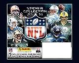 2014 Panini NFL Stickers Box 50 Packs 7 Stickers/Pack