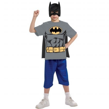Rubies Costumes Batman Child Costume Kit Small - 4-6